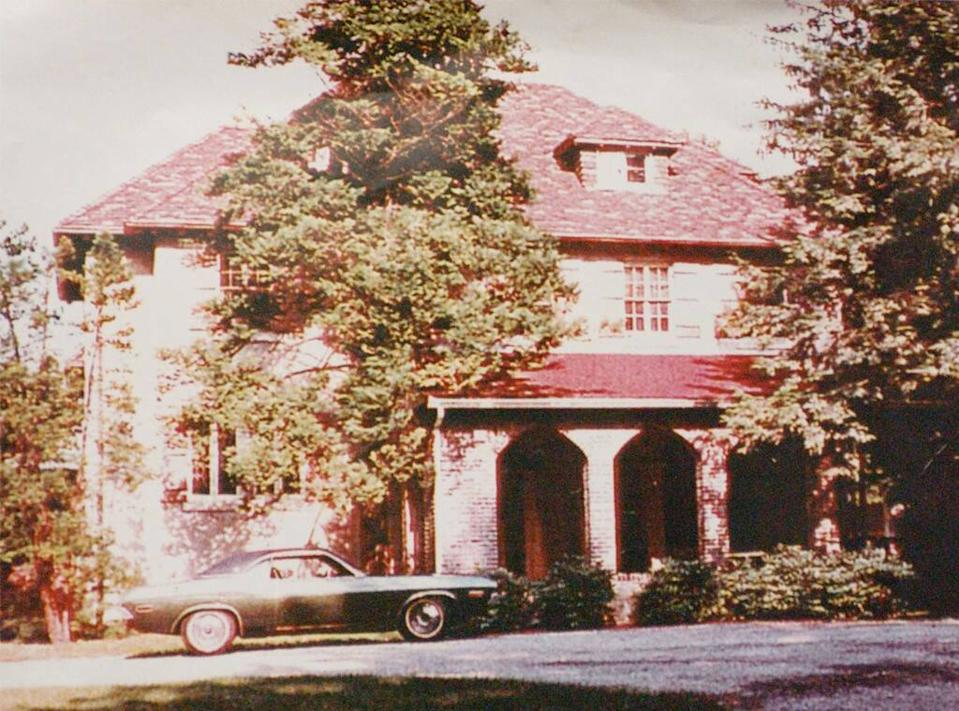Moxley House, Martha Moxley Murder