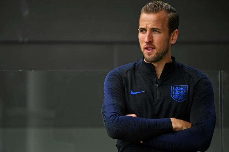 Harry Kane will wear gold boots in England's clash against Spain