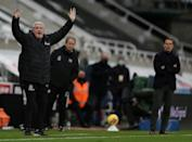 Steve Bruce's first coaching job was with Sheffield United in 1998