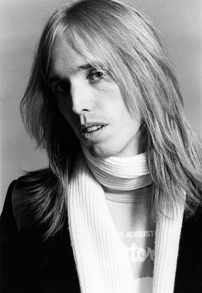 <p>Tom Petty ca. 1976. (Photo: Richard E. Aaron/Getty Images) </p>