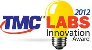Concentric Cloud Solutions Receives 2012 TMC Labs Innovation Award