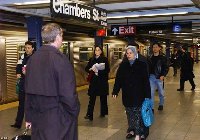 An old NYC subway station in its present state. The MTA carries 5 million passengers every weekday. Phase one of the Second Avenue line, planned for 2016, is expected to carry 200,000 weekday riders. (Photo/ AP)