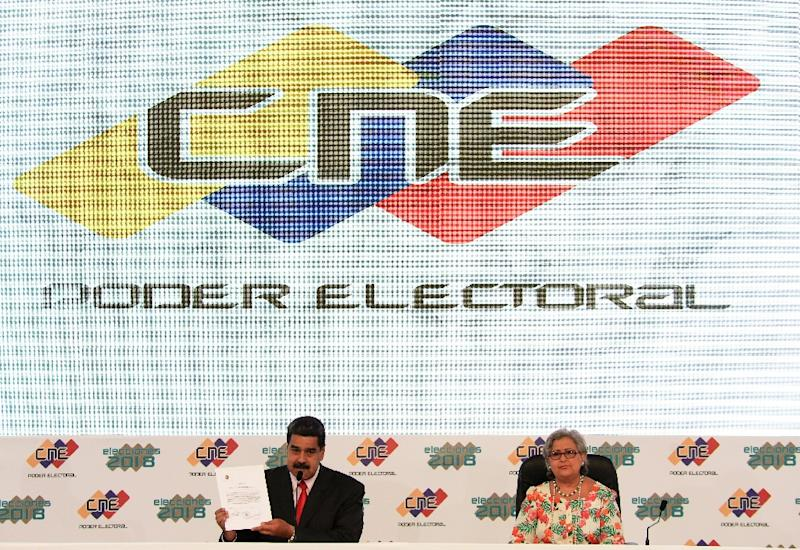 European Union wants new Venezuela elections, prepares more sanctions