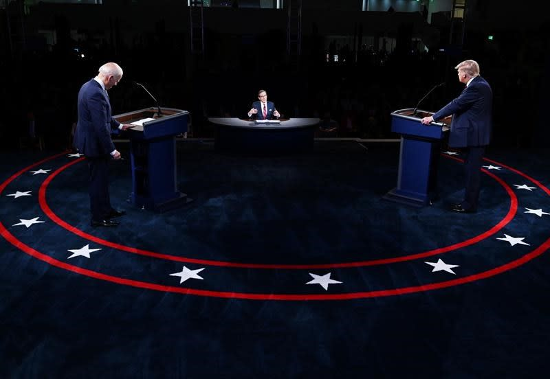 Debate about televised political debates heats up after presidential 'dumpster fire'