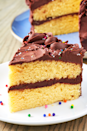 "<p>Arguably the best cake flavor. Don't fight me on this. </p><p>Get the recipe from <a href=""https://www.delish.com/cooking/recipe-ideas/a27044802/yellow-cake-recipe/"" rel=""nofollow noopener"" target=""_blank"" data-ylk=""slk:Delish"" class=""link rapid-noclick-resp"">Delish</a>.</p>"