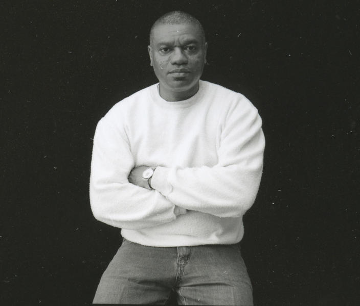 """CORRECTS SOURCE TO INNOCENCE PROJECT NEW ORLEANS FROM THE INNOCENCE PROJECT AND UPDATES CAPTION- FILE - This 1999 file image scanned from a contact sheet provided by the Innocence Project New Orleans shows Wilbert Jones during a portrait session. Jones, who has spent nearly 50 years in prison, is expected to be freed Wednesday, Nov. 15, 2017, State District Court Judge Richard Anderson threw out Jones' conviction in the rape of a nurse on Oct. 31, saying authorities withheld evidence that could have exonerated Jones decades ago and the case against him was """"weak, at best."""" (Deborah Luster/IPNO via AP, File)"""