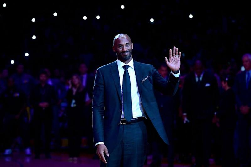 Kobe Bryant, 2017 | Harry How/Getty Images