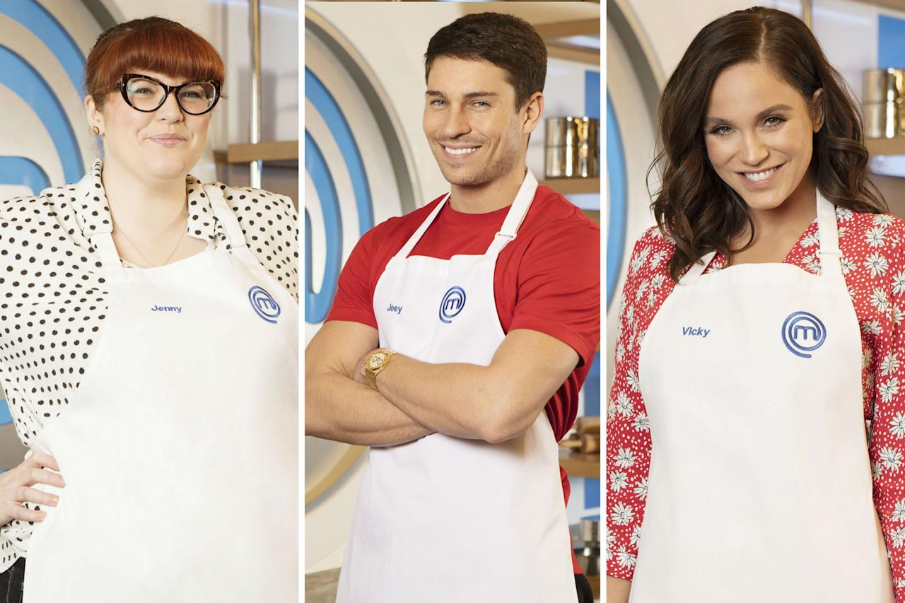 <p>It's that time of the year again as judges John Torode and Gregg Wallace prepare to take 20 more celebrities through their paces in the kitchen, testing their cooking skills with different challenges and dishes over six weeks to crown one more Celebrity MasterChef champion.</p><p>Who will follow in the footsteps of previous winners like John Partridge, Angellica Bell or Kimberly Wyatt? We'll find out when <em>Celebrity MasterChef </em>returns to BBC One later this year.</p><p>And, in the meantime, here's a look at all the stars who are taking part in 2019...</p>