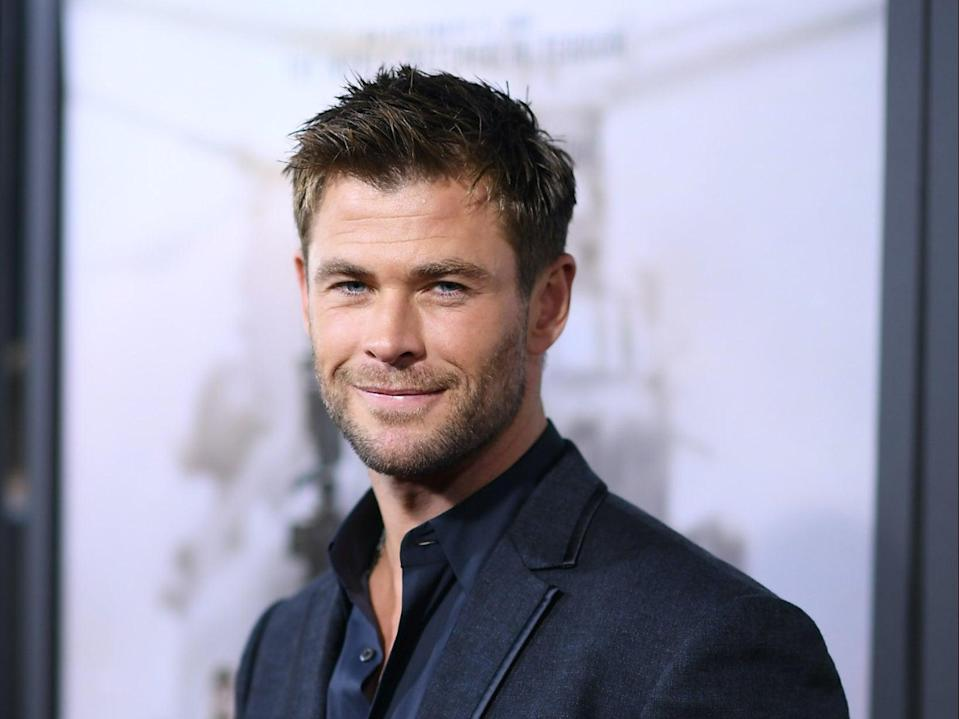 <p>Chris Hemsworth has wrapped filming on Thor: Love and Thunder</p> (Getty Images)