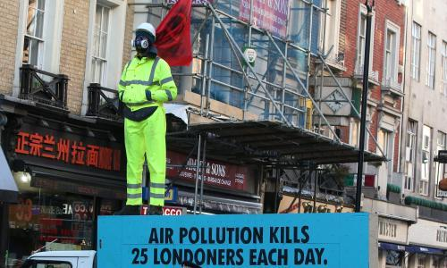 Experts raise new fears about killer air pollution in UK