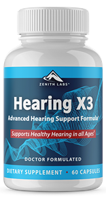 Hearing X3 Reviews - Zenith Labs Hearing X3 For Tinnitus & Hearing Health - Does It Really Work? Read Full List Of Ingredients, Side Effects & Price.