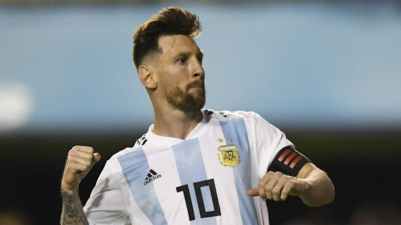 'Messi is 50 per cent of the Argentina team' - Barcelona man 'powers everything', says Kluivert