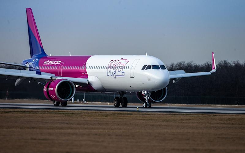 """Wizz Air's post-lockdown flights to Spain and Portugal have proved """"a runaway success"""" - GETTY"""