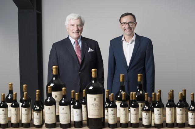 Web auction offers a rare chance to obtain legendary wines from a major Bordeaux vineyard