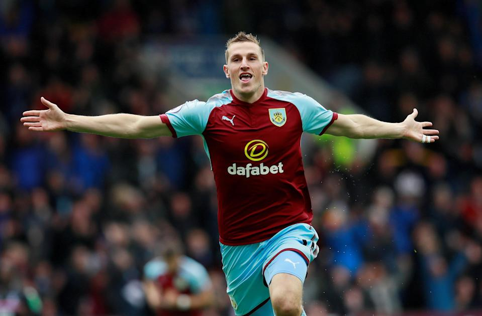 Chris Wood's goal for Burnley signalled the end of the Frank de Boer era at Palace