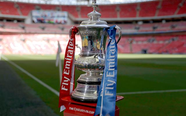 The FA Cup - Copyright 2017 The Associated Press. All rights reserved.