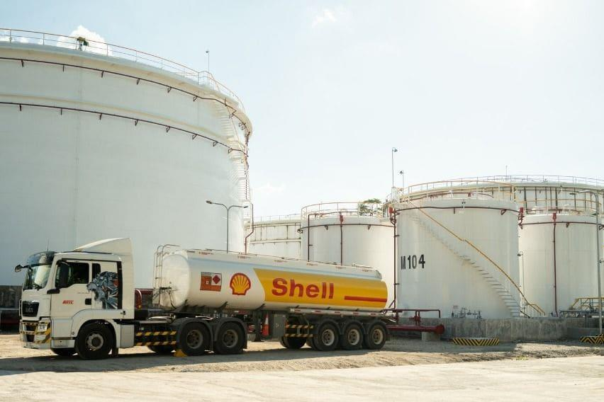 Shell Subic import terminal