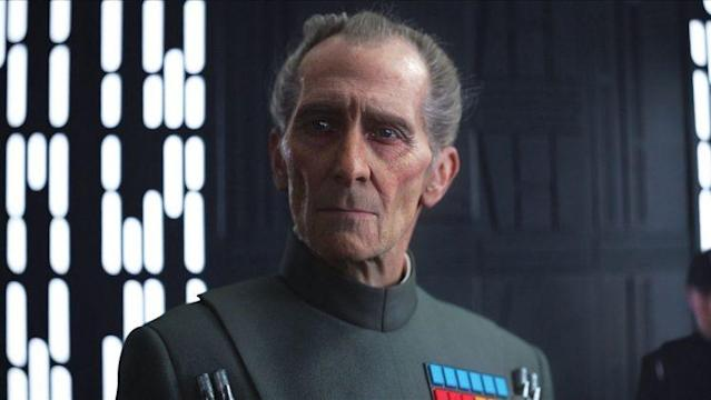 Governor Wilhuff Tarkin: Rogue One: A Star Wars Story (Photo: Lucasfilm/Disney)