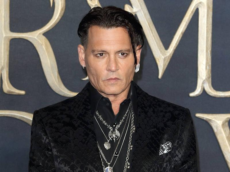 Johnny Depp defends Dior campaign after Native American outrage