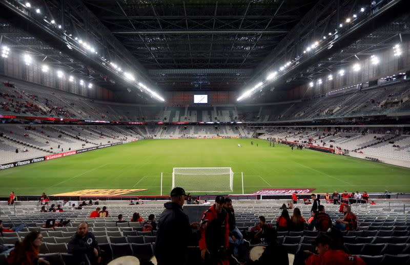 Quarantine waived for traveling South American soccer teams