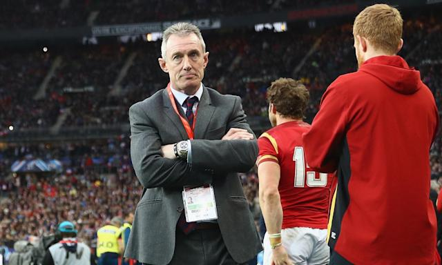 Wales coach Rob Howley accuses France of 'undermining game's integrity'