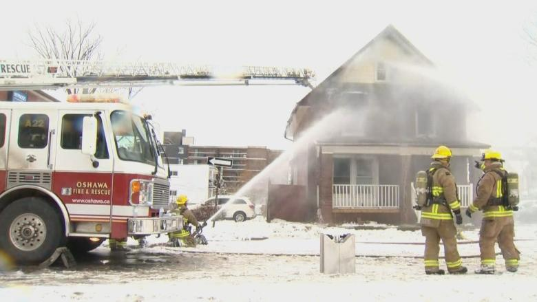2 adults, 2 children killed in Ont. house fire