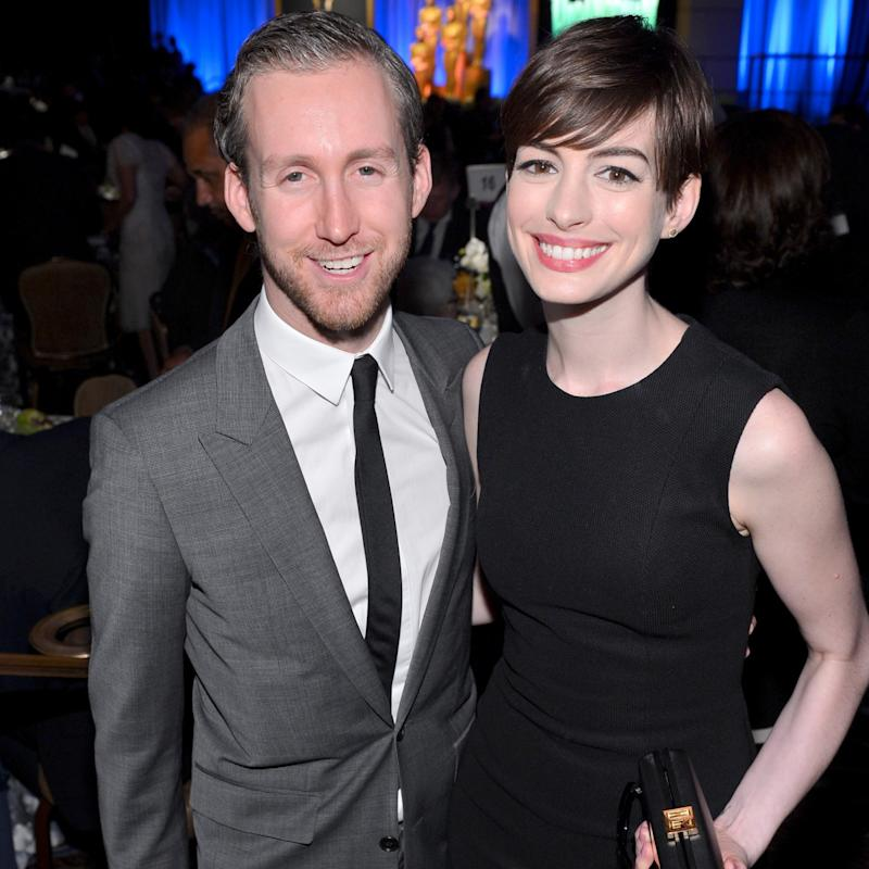 Anne Hathaway Shares the First Photo of Son Jonathan