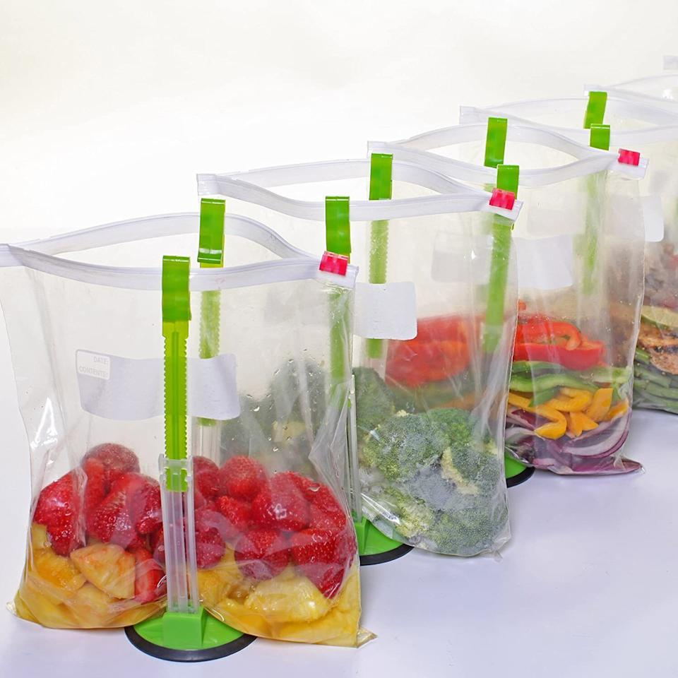 """These aregoing to make pouring leftovers into baggies easy peasy!<br /><br /><strong>Get a set of two from Amazon for <a href=""""https://www.amazon.com/dp/B0049NQEKO?&linkCode=ll1&tag=huffpost-bfsyndication-20&linkId=40bd091c9fc29f83cc42f2adc0233889&language=en_US&ref_=as_li_ss_tl"""" target=""""_blank"""" rel=""""noopener noreferrer"""">$11.35</a>.</strong>"""