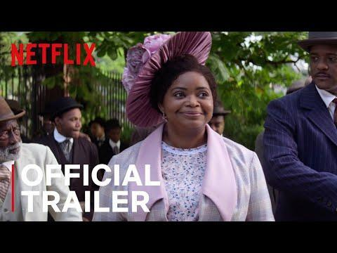 """<p><em>Self Made </em>tells the story of the first female self-made millionaire, Madam C.J. Walker who revolutionized black haircare and brought about social change. </p><p><a href=""""https://www.youtube.com/watch?v=yYDJvnDfB2w&feature=emb_title"""" rel=""""nofollow noopener"""" target=""""_blank"""" data-ylk=""""slk:See the original post on Youtube"""" class=""""link rapid-noclick-resp"""">See the original post on Youtube</a></p>"""