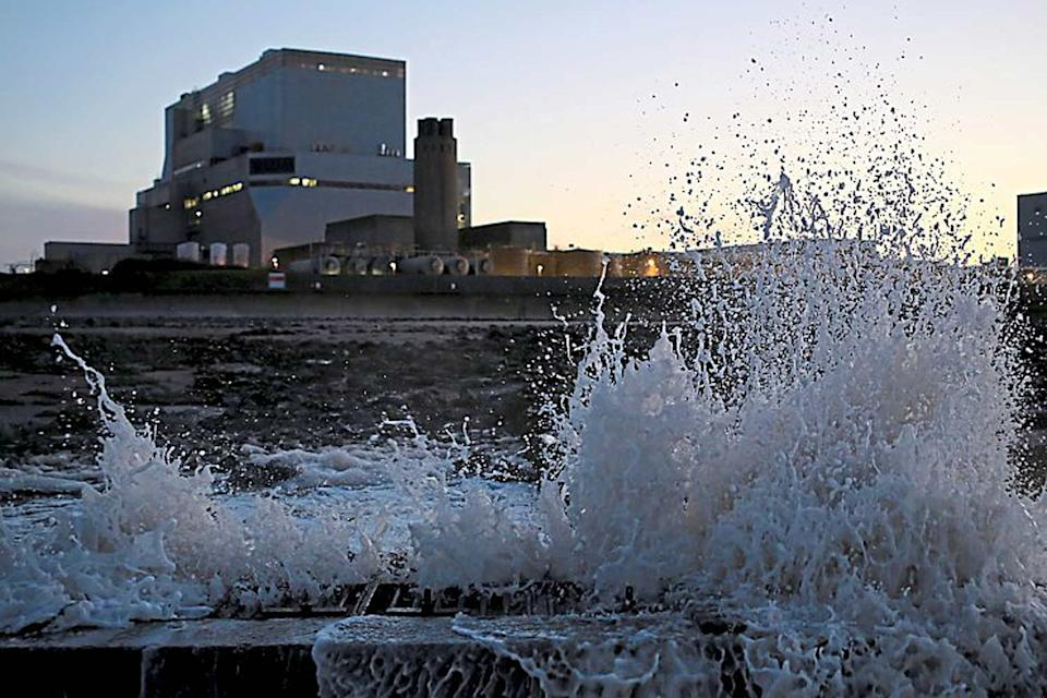 Fresh storm: Reports of a delay to a new Hinkley Point nuclear plant have been denied: Matt Cardy/Getty