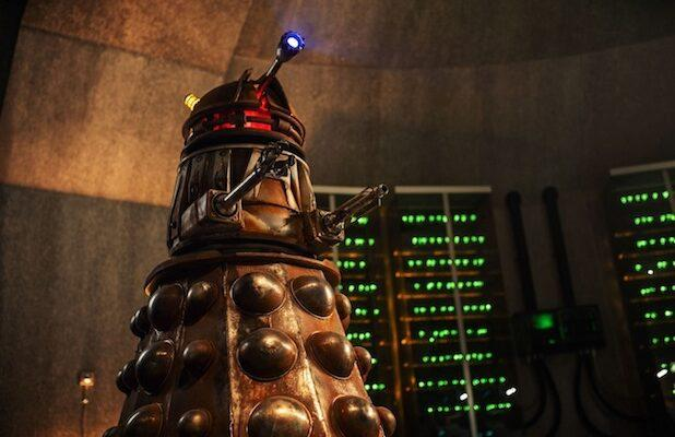 'Doctor Who': 13th Doctor Will Face the Daleks in the Next Holiday Special