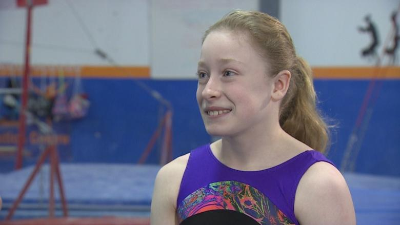 11-year-old becomes 1st P.E.I. female gymnast since 2011 to qualify for nationals