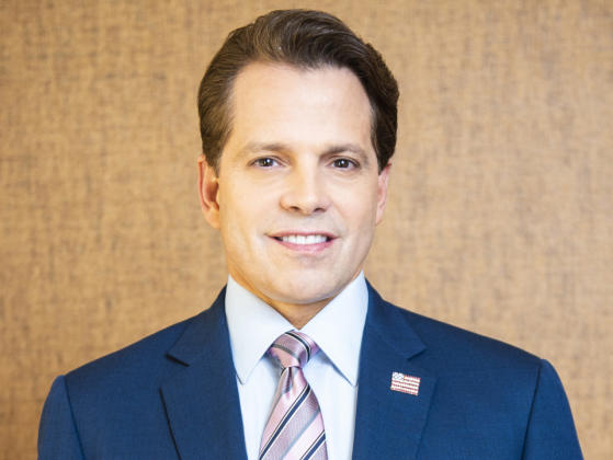 Scaramucci breaks with Trump, no longer backs president's re-election bid