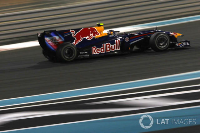 "Red Bull Racing RB5 (2009) <span class=""copyright"">Charles Coates / Motorsport Images</span>"