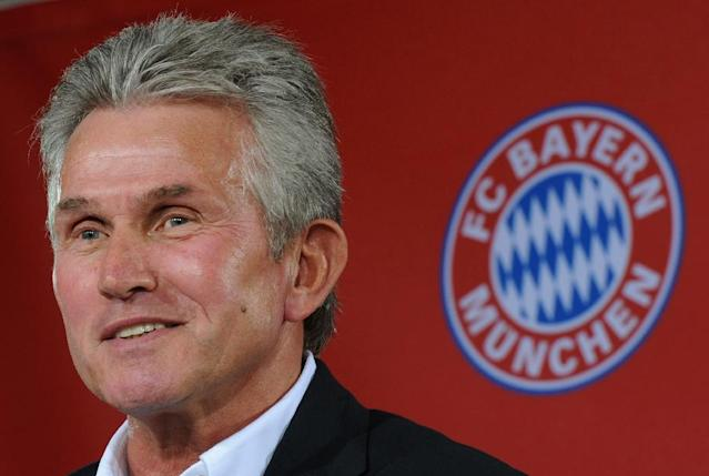 Jupp Heynckes will come out of retirement to take take charge of Bayern Munich for the fourth time in his career (AFP Photo/CHRISTOF STACHE)