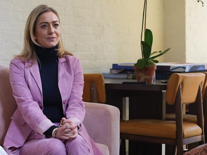 "Bumble CEO Whitney Wolfe Herd. <p class=""copyright"">REUTERS/Caitlin Ochs</p>"