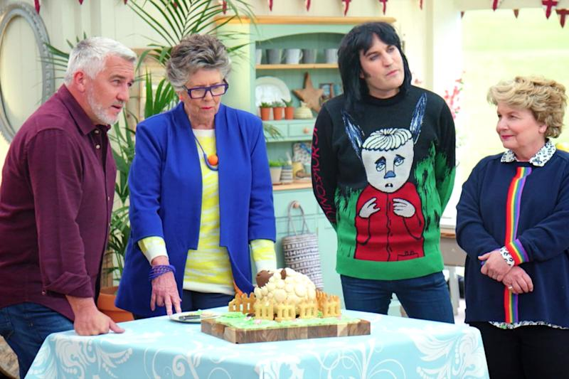 The Great British Baking Show recap: Biscuit week, animal style