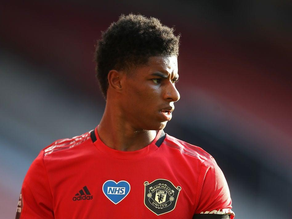 Marcus Rashford has been awarded an MBE (Getty)
