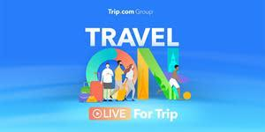Travel On: LIVE for Trip official campaign image