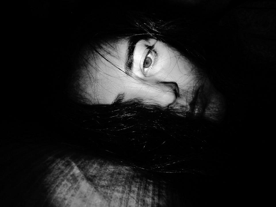 Having trouble sleeping is one of the symptoms of anxiety disorder