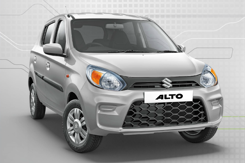 BS-VI Maruti Suzuki Alto S-CNG Variant Launched in India at Rs 4.32 Lakh