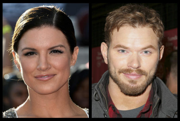 Kellan Lutz Gina Carano Join Extraction Cast As Butt Kicking Quotient Rises