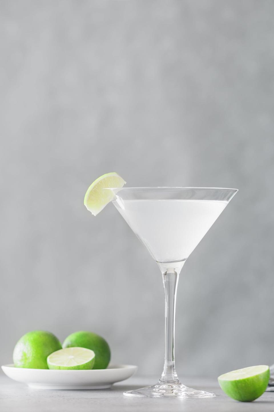 """<p>The kamikaze is quite simply a vodka margarita, and dang, it's <em>good</em>. Garnish the rim with lime slices to make it a drink worth envying.</p> <p><strong>Get the recipe</strong>: <a href=""""https://www.popsugar.com/buy?url=https%3A%2F%2Fwww.thespruceeats.com%2Fkamikaze-cocktail-recipe-759313&p_name=kamikaze&retailer=thespruceeats.com&evar1=yum%3Aus&evar9=47471653&evar98=https%3A%2F%2Fwww.popsugar.com%2Ffood%2Fphoto-gallery%2F47471653%2Fimage%2F47475207%2FWest-Virginia-Kamikaze&list1=cocktails%2Cdrinks%2Calcohol%2Crecipes&prop13=api&pdata=1"""" class=""""link rapid-noclick-resp"""" rel=""""nofollow noopener"""" target=""""_blank"""" data-ylk=""""slk:kamikaze"""">kamikaze</a></p>"""