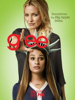 'Glee': New York Takes Center Stage in Season 4 Posters (Photos)