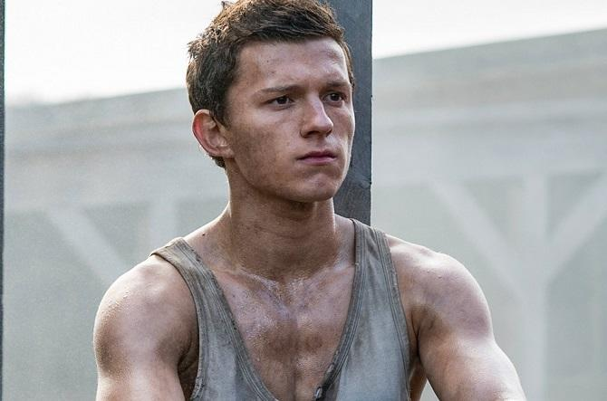 Tom Holland en Chaos Walking (Foto: Murray Close)