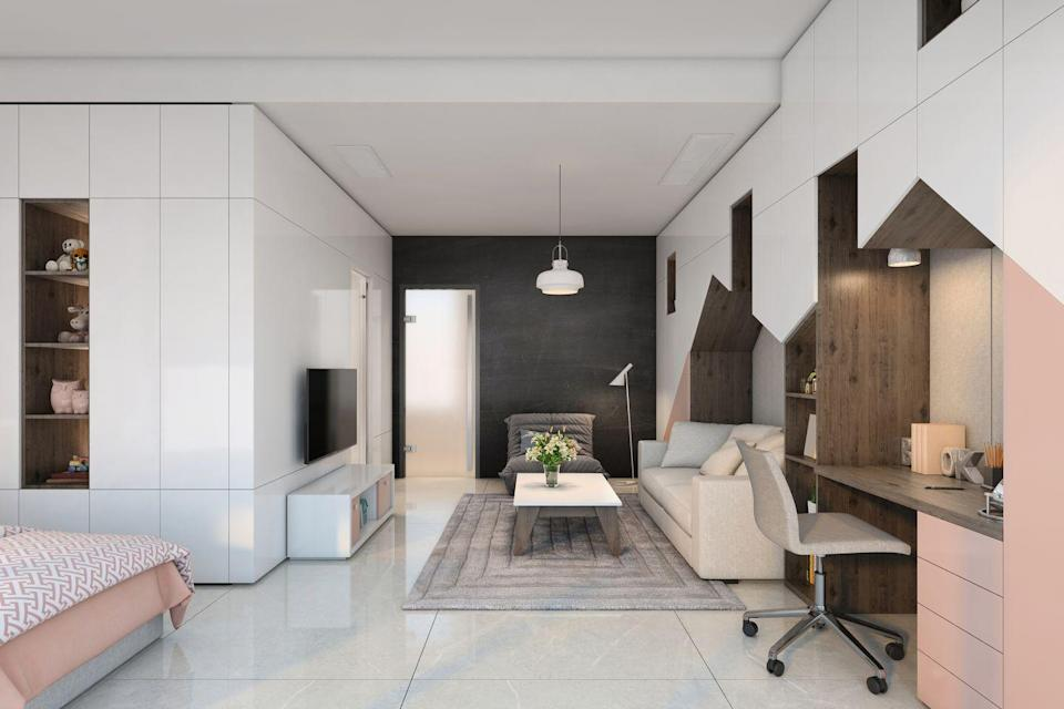 <p>Earn some rental income by transforming your basement into a standalone apartment. If you don't want to deal with renters, it can be used as a guest room, an in-law suite, or even a bedroom for a teenager who wants a little privacy. </p>