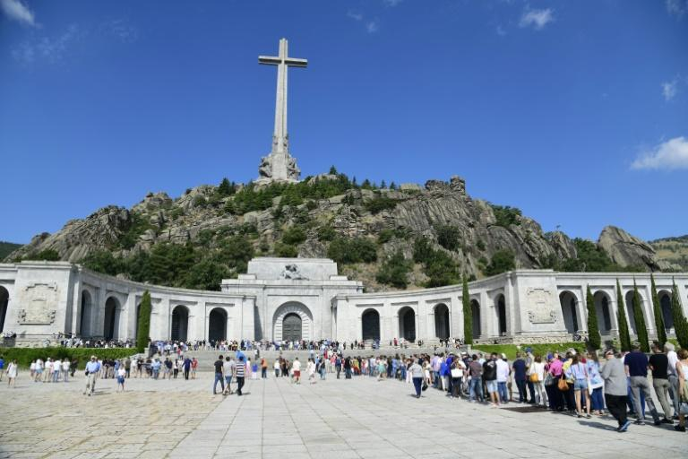 Francisco Franco, who ruled Spain with an iron fist from the end of the 1936-39 civil war until his death in 1975, is buried in an imposing basilica