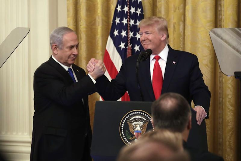 Netanyahu Will Miss Trump, But Can Live With Biden