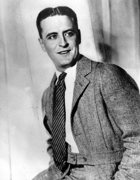 "FILE - This undated photo shows author Francis Scott Fitzgerald. Fitzgerald is back on the big-screen with Leonardo DiCaprio and director Baz Luhrmann's ""The Great Gatsby,"" a story adapted for film and television more than half a dozen times since the silent-movie era, when it was published to scant sales in 1925. (AP Photo, File)"