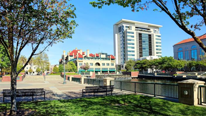 Stockton is the county seat of San Joaquin County in the Central Valley of the U.